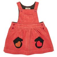 textil Niña Vestidos cortos Catimini CR31003-67 Rojo