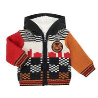 textil Niño Chaquetas de punto Catimini CR18062-17 Multicolor