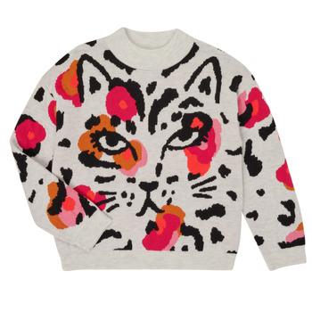 textil Niña Jerséis Catimini CR18035-11-J Multicolor