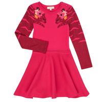textil Niña Vestidos cortos Catimini CR30085-35 Rosa
