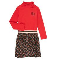 textil Niña Vestidos cortos Catimini CR30035-38-C Multicolor