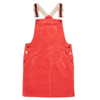 textil Niña Vestidos cortos Catimini CR31025-67-C Rojo