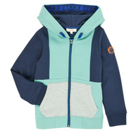 textil Niño Chaquetas de punto Catimini CR17044-51-C Azul