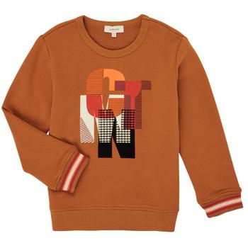 textil Niño Sudaderas Catimini CR15024-63-C Marrón