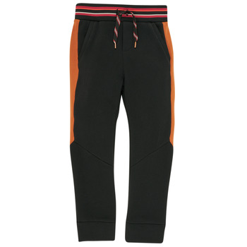 textil Niño Pantalones de chándal Catimini CR23004-02-C Negro