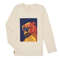 textil Niño Camisetas manga larga Catimini CR10064-17-C Blanco
