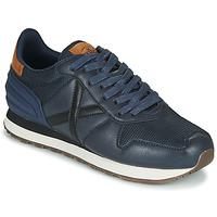 Zapatos Hombre Zapatillas bajas Munich MASSANA Azul