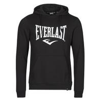 textil Hombre Sudaderas Everlast BASIC-HOODED-TAYLOR Negro