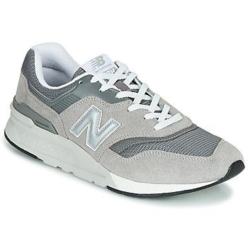Zapatos Hombre Zapatillas bajas New Balance 997 Gris