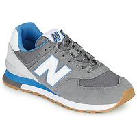 Zapatos Hombre Zapatillas bajas New Balance 574 Gris / Azul