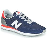 Zapatos Hombre Zapatillas bajas New Balance 720 Azul / Rojo