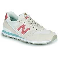 Zapatos Mujer Zapatillas bajas New Balance 996 Beige / Rosa