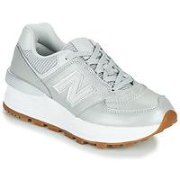 Zapatos Mujer Zapatillas bajas New Balance 574 Gris