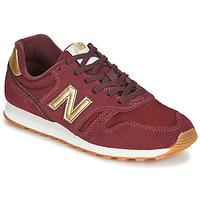 Zapatos Mujer Zapatillas bajas New Balance 373 Burdeo