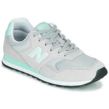 Zapatos Mujer Zapatillas bajas New Balance 393 Gris