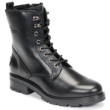 Zapatos Mujer Botas de caña baja Panama Jack LILIAN Negro