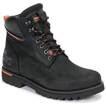 Zapatos Hombre Botas de caña baja Panama Jack AMUR GTX Negro