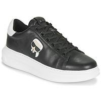 Zapatos Hombre Zapatillas bajas Karl Lagerfeld KAPRI MENS KARL IKONIC 3D LACE Negro