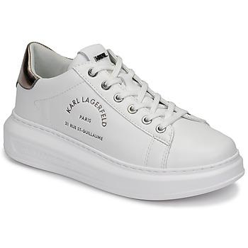 Zapatos Mujer Zapatillas bajas Karl Lagerfeld KAPRI MAISON KARL LACE Blanco