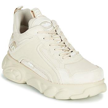 Zapatos Mujer Zapatillas bajas Buffalo CHAI Crema