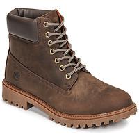Zapatos Hombre Botas de caña baja Lumberjack RIVER Marrón