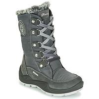 Zapatos Niña Botas de nieve Primigi GIRL WINGER GTX Gris