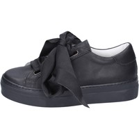 Zapatos Mujer Deportivas Moda Lemaré sneakers cuero negro