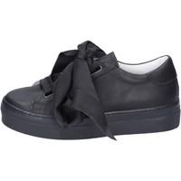 Zapatos Mujer Deportivas Moda Lemaré BM195 negro