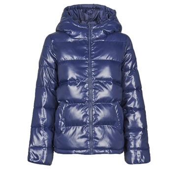 textil Mujer Plumas Benetton 2EO0536G3 Marino