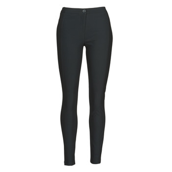 textil Mujer Pantalones fluidos Benetton 4SK755944 Negro