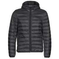 textil Hombre Plumas Benetton 2BA253EU8 Negro
