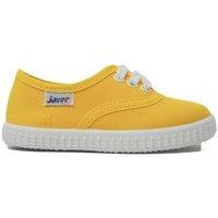 Zapatos Niños Tenis Javer Zapatillas  60 Amarillo Amarillo