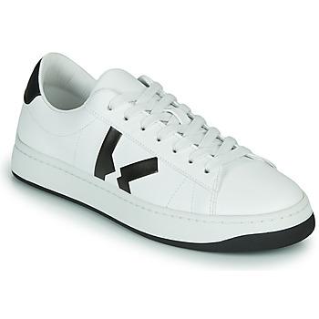 Zapatos Mujer Zapatillas bajas Kenzo K LOGO Blanco