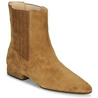 Zapatos Mujer Botas de caña baja Kenzo K LINE SOFT Camel
