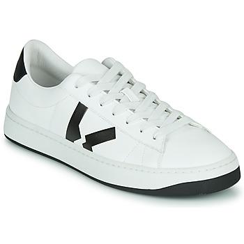 Zapatos Hombre Zapatillas bajas Kenzo FA65SN170 Blanco