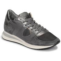 Zapatos Mujer Zapatillas bajas Philippe Model TROPEZ Gris