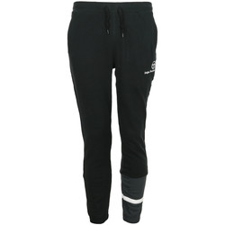 textil Hombre Pantalones de chándal Sergio Tacchini Fraine Pant Negro