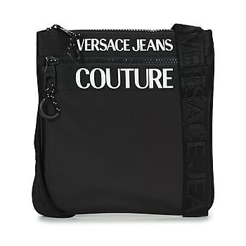 Bolsos Hombre Bolso pequeño / Cartera Versace Jeans Couture YZAB6A Negro