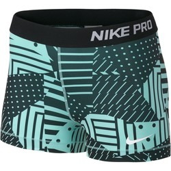 textil Mujer Shorts / Bermudas Nike Pro Patch Work 3