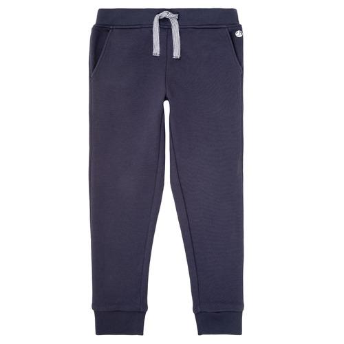 textil Niño Pantalones de chándal Petit Bateau LOMINIKO Marino