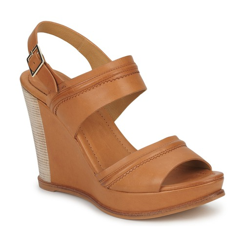 Zapatos Mujer Sandalias Zinda HAPPY Marrón