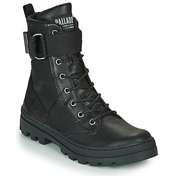 Zapatos Mujer Botas de caña baja Palladium PALLABOSSE TACT STL Negro