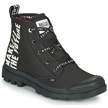 Zapatos Botas de caña baja Palladium PAMPA HI FUTURE Negro