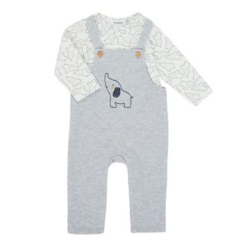 textil Niño Conjunto Noukie's Z050372 Gris