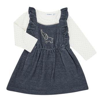 textil Niña Conjunto Noukie's Z050379 Marino