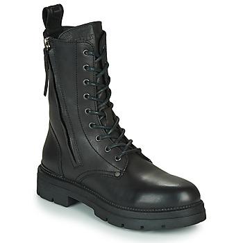 Zapatos Mujer Botas de caña baja Replay PAMELA STANDING Negro