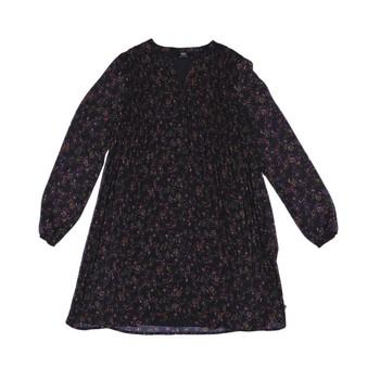 textil Niña Vestidos cortos Le Temps des Cerises PENNY Negro