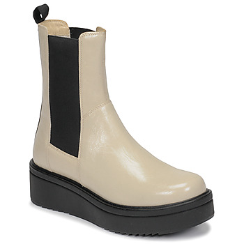 Zapatos Mujer Botas de caña baja Vagabond Shoemakers TARA Beige