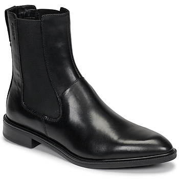 Zapatos Mujer Botas de caña baja Vagabond FRANCES Negro