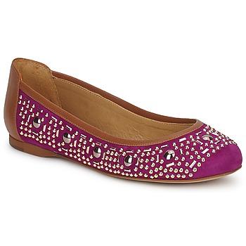 Zapatos Mujer Bailarinas-manoletinas Zinda ROMY Violeta